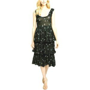 RACHEL Roy Aster Floral Ruffled Casual Dress - NWT